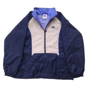 Vintage 90's Adidas Light Jacket Windbreaker